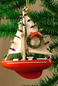 nautical themed christmas tree ornaments