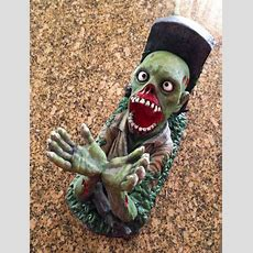 Zombie Monster Wine Bottle Holder Walking Dead Accessory
