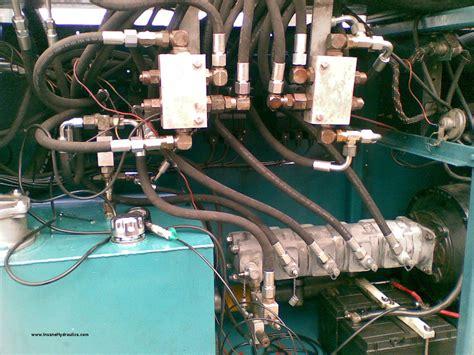 Multi-section gear pump vs. sauer Danfoss PVG 32