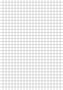 Ce générateur permet de créer une feuille à petits carreaux sous forme de fichier pdf. Imprimer des feuilles quadrillées vierges pour faire du dessin sur quadrillage. Ainsi que du ...
