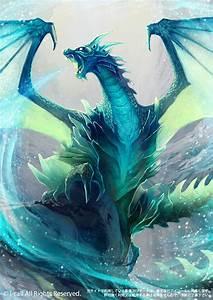Icedragon by raqmo on DeviantArt