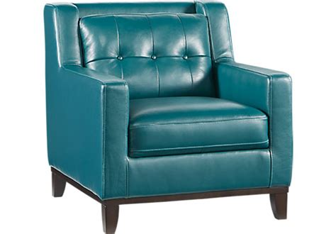 reina green leather chair contemporary