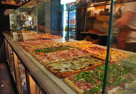 Arredamento Pizzeria Al Taglio by Top 5 Pizza Al Taglio Or Pizza By The Slice