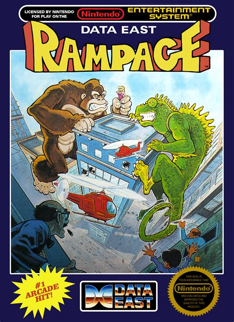 Rampage Game Giant Bomb