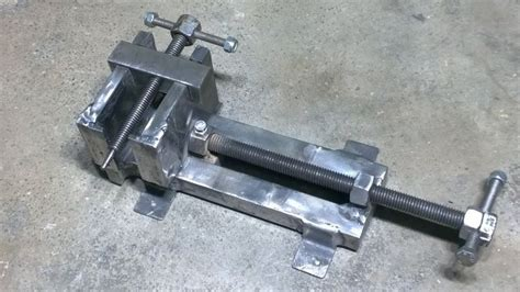 amazing homemade  custom bearing remover puller