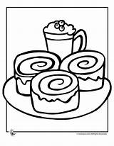 Coloring Chocolate Pages Printable Cartoon Bar Touch Sticky Buns Clipart Winter Template Cliparts Clip Print Fun Library sketch template