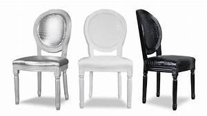 Chaise Medaillon But : fauteuil medaillon noir ~ Teatrodelosmanantiales.com Idées de Décoration