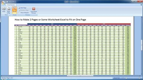 microsoft excel training     pages