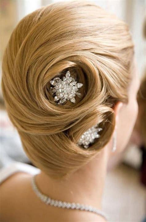 pick   ideas   trendy bridal hairstyle