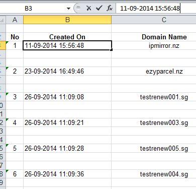 java excel   recognize jxl dateformat stack