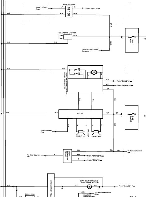 wiring diagram    toyota pickup