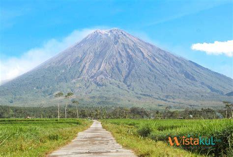 trend terbaru foto pemandangan gunung semeru cakrawala
