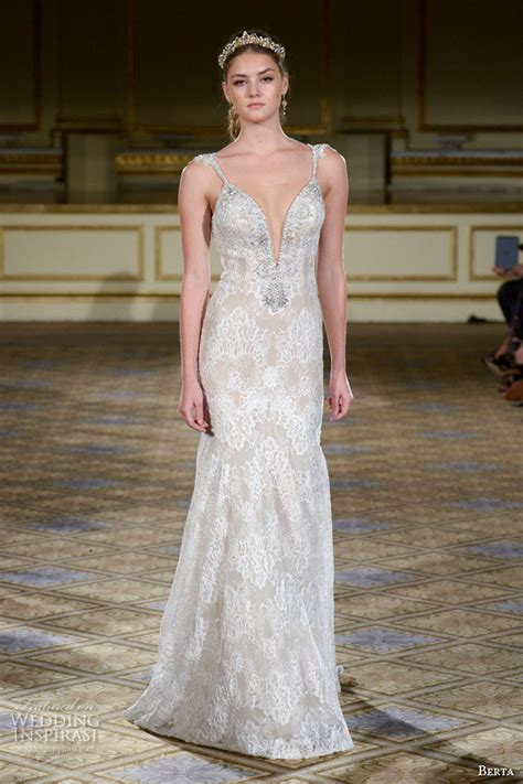 berta fall  wedding dresses  york bridal runway