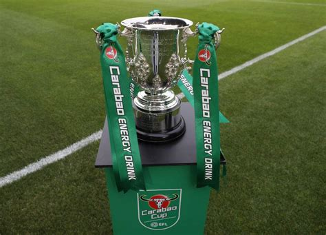 Carabao Cup fourth round draw: Manchester United travel to ...