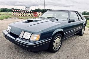13k-Mile 1986 Ford Mustang SVO for sale on BaT Auctions - sold for $26,000 on October 24, 2019 ...