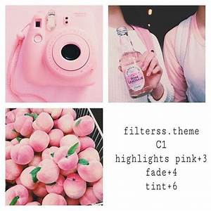 25 best images about Pink Theme Instagram Feed VSCO Cam ...