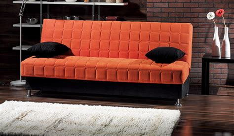 Orange Sleeper Sofa by Orange Sleeper Sofa Bed Modern Sofas By Sykes