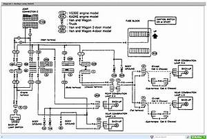 93 Nissan D21 Wiring Harness Diagram