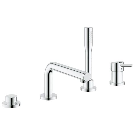 Grohe Tub Filler by Grohe Concetto Single Handle Deck Mount Tub Filler