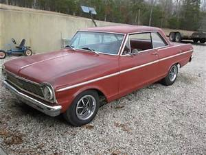 1965 Chevrolet Nova Project Project Cars For Sale