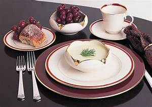 Custon Food Service Dinnerware