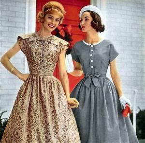 1950s fashion for women | 1950s Fashion Women Dresses ...