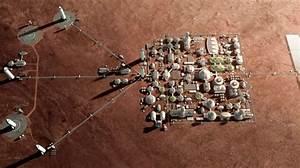 Mars Colony Would Be a Hedge Against World War III, Elon ...
