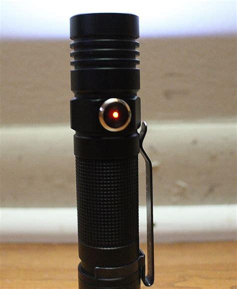 low voltage indicator light olight s30 baton review