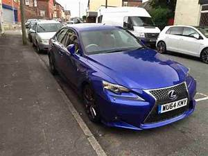 Lexus Is 300h F Sport : lexus 2014 64 is 300h f sport auto blue car for sale ~ Gottalentnigeria.com Avis de Voitures