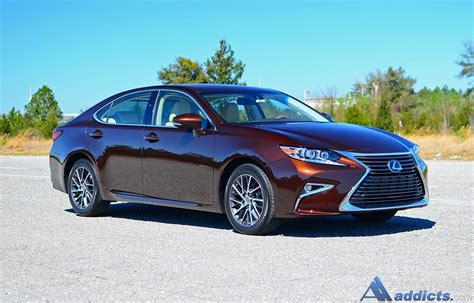 lexus es 2016 2016 lexus es 350 soft and supple entry level luxury
