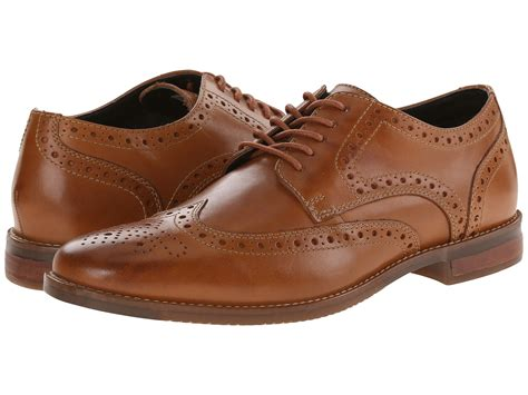mens rockport shoes zappos wingtip wide boots brown tan leather purpose casual 1920s boardwalk empire heels oxfords boot lace amazon