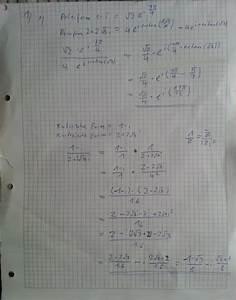 Quotienten Berechnen : quotient quotienten in kartesischer und polarform ~ Themetempest.com Abrechnung