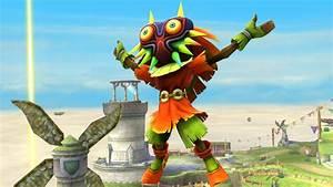 Majora39s Mask Skull Kid Announced For Super Smash Bros As