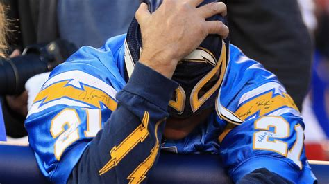 San Diego Chargers Make Their Move To Los Angeles Official
