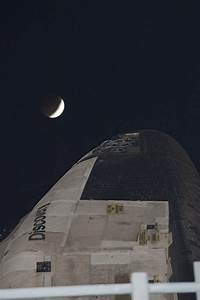 Discovery and the Lunar Eclipse | NASA
