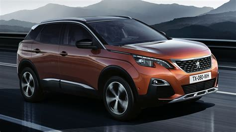 Peugeot 3008 Wallpapers by Peugeot 3008 2016 Wallpapers And Hd Images Car Pixel