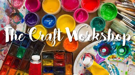 run  craft workshop   boss youtube