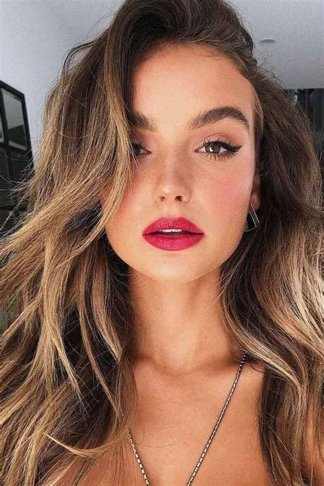 lovely valentines day makeup ideas   match everyones taste   fashion design