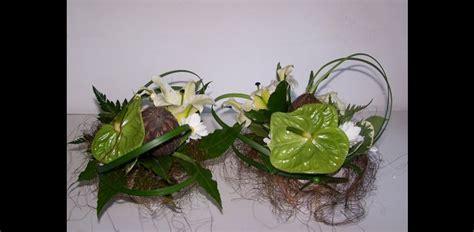 composition de fleurs moderne florale studio design gallery photo