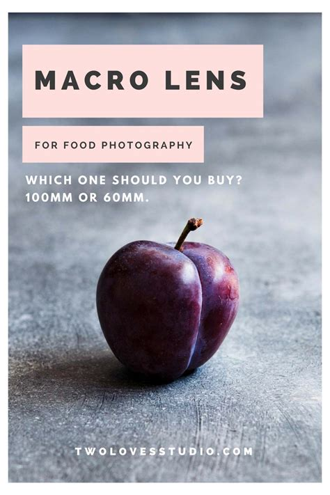cuisines you which macro lens for food photography should you buy