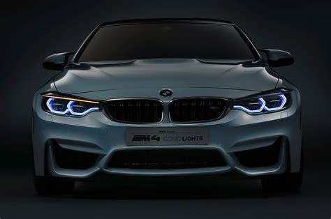 Bmw M4 Concept Iconic Lights 4 Photo 20