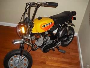 Aermacchi 1972 Shortster 65cc