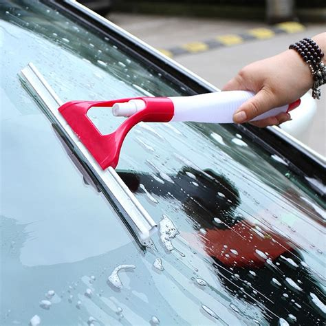 Multifunctional Window Spray Type Cleaning Brush Car