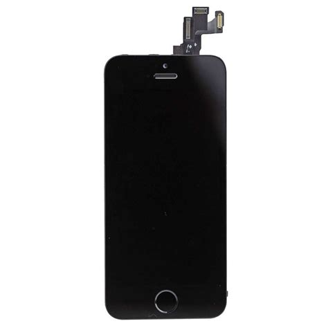 iphone 5s black screen black iphone 5s lcd touch screen digitizer replacement