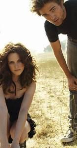 Robert Pattinson et Kristen Stewart dans twilight ...