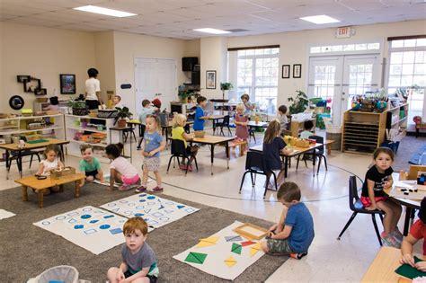 Montessori Basics: The Prepared Environment - Crabapple ...