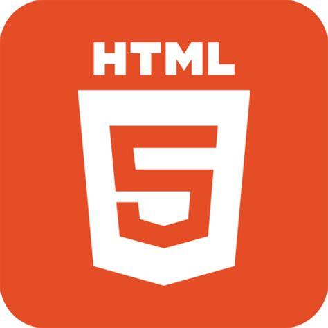 high quality html logo svg transparent png