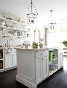 Kitchen island pendant lighting design : Bhg centsational style