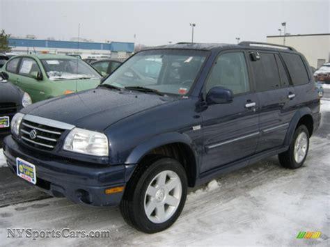 2001 Suzuki Grand Vitara by 2001 Suzuki Grand Vitara Jlx 4x4 In Catseye Blue Metallic