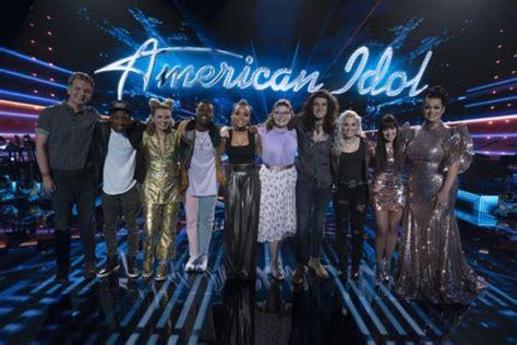 Top 10 American Idol